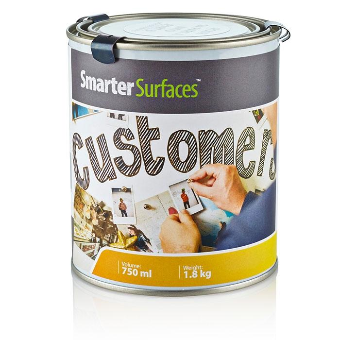 Magnetic Paint Magnetic Wall Paint Grey Magnetic Paint