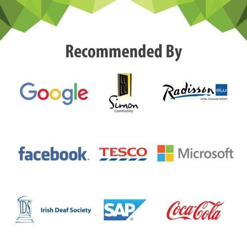 Logo's of customers of Smarter Surfaces